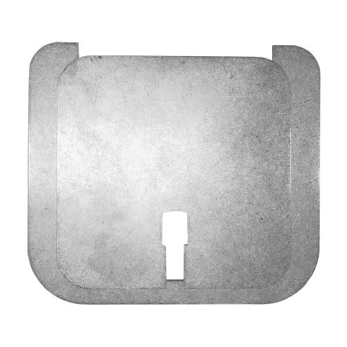 Quarter-Max Aluminum Access Door, Recessed Mount