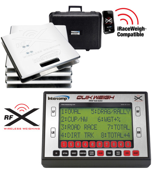 Intercomp SW650 Wireless Quik Weigh Scale System