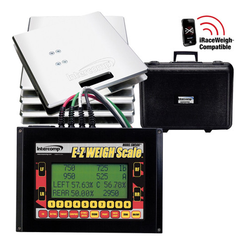 Intercomp SW500 E-Z Weigh Scale System