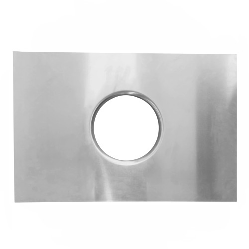 Quarter-Max Single Aluminum Isolator Tray