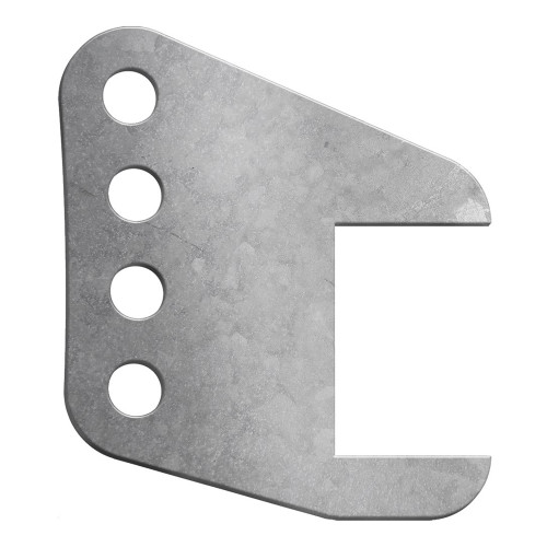 "Quarter-Max Ladder Bar Front Crossmember Brackets for 2"" x 3"" Rectangle Tube"