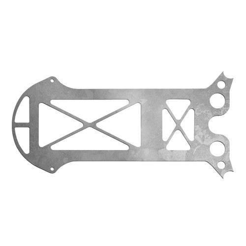 Quarter-Max Lightweight Fuel Cell Mount Bracket