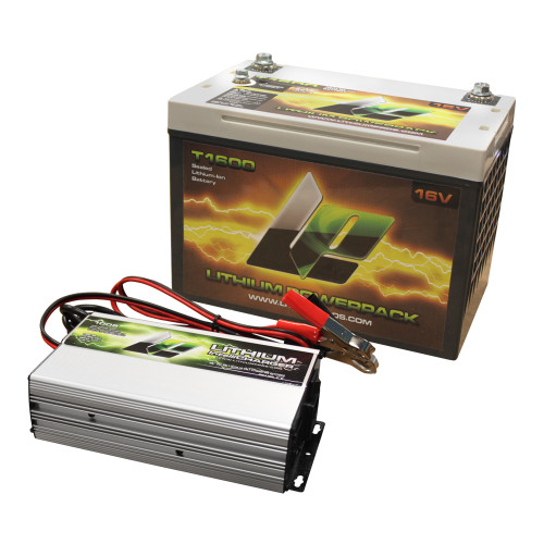 Lithium Products T1600 Powerpack Battery and Charger