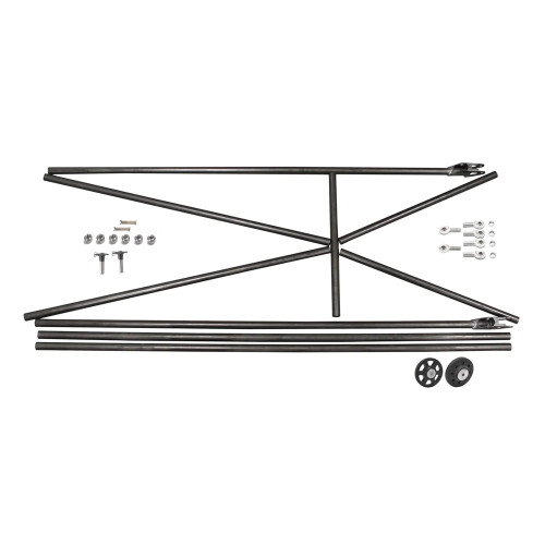 "Quarter-Max 70"" Low Profile Wheelie Bar Kit"
