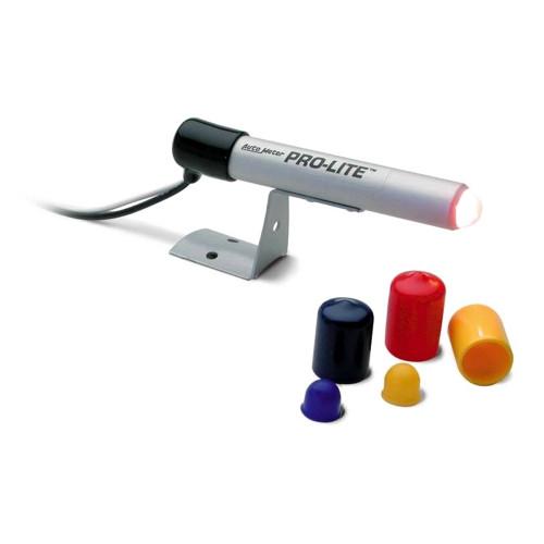 AutoMeter Warning Light, Silver Mini Pro-Lite