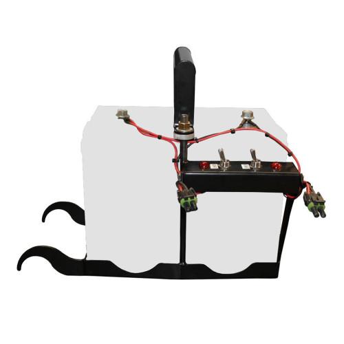 Nitrous Bottle Heater Battery Box