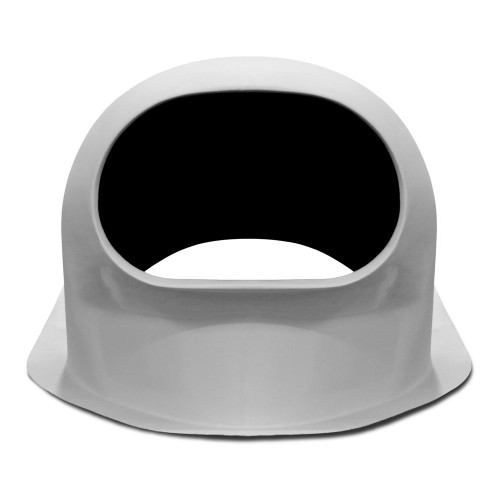 RJ Pro Mod Low Back Hood Scoop