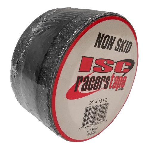 "ISC Racers Tape RT8014 Non-Skid Tape, 2"" x 10'"