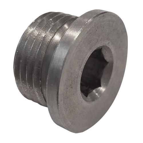O2 Bung Plug Quarter-Max