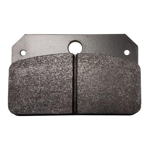 Strange Engineering B5010 Brake Pad, Soft Metallic, Strange Four Piston Caliper