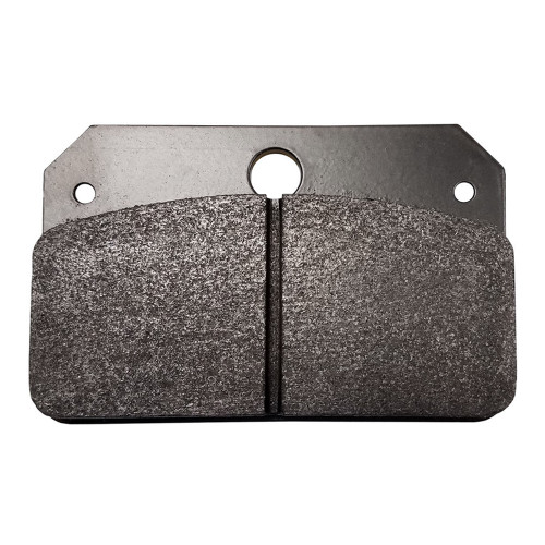 Strange Engineering B5010 Brake Pad, Soft Metallic, Strange Four Piston Caliper