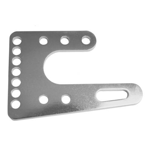 Quarter-Max Front End Fork Bracket, Plated