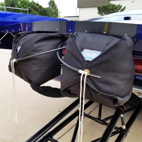 Stroud Drag Parachutes, Pro Stock Dual