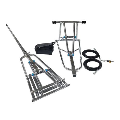"ProJack 15"" Lift Height, Standard Air/Hydraulic Pump"