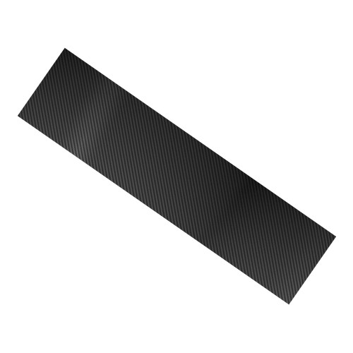 "Quarter-Max 1' x 4' .060"" Lightweight Carbon Fiber Sheet"