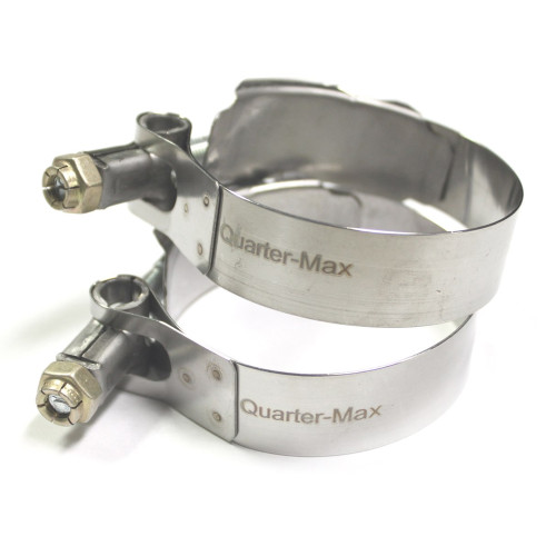 QM Clamp On Collector Tether System Replacement Clamps