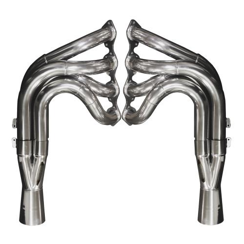 Quarter-Max Mild Steel Pro Step Headers
