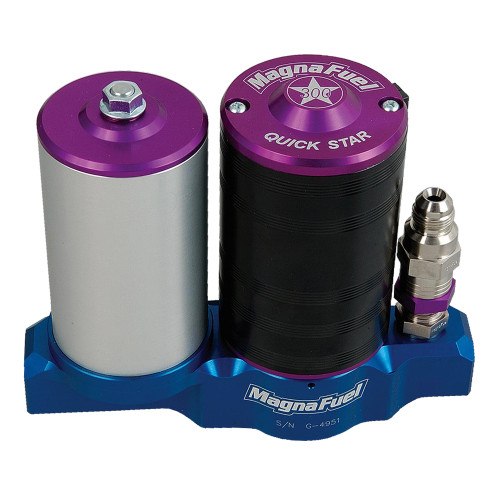 QuickStar 300 Pump with Filter