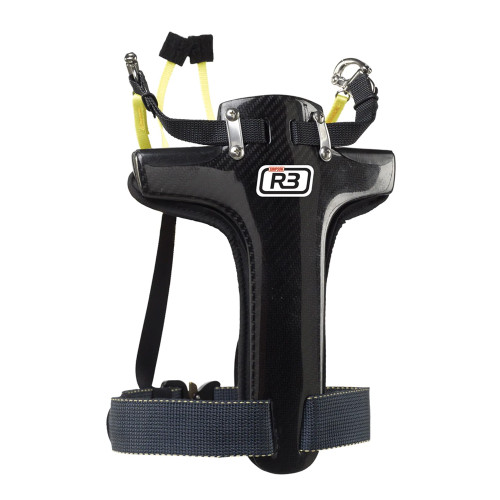 Simpson R3 Carbon Fiber Head and Neck Restraint