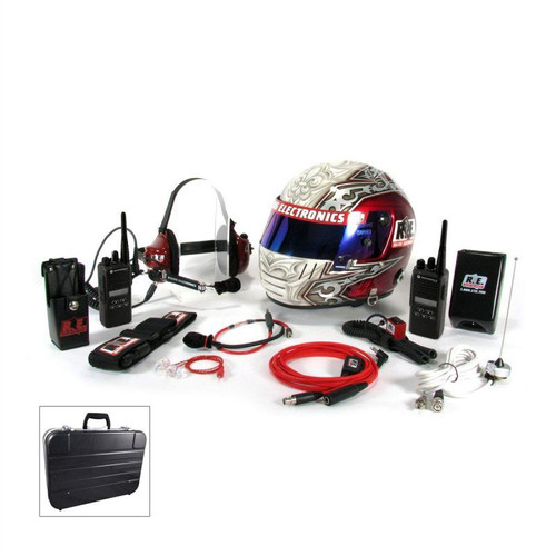 Racing Electronics The Chase Race Communications System