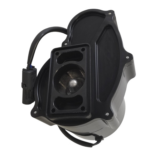 Meziere Radiator Mount Water Pump - Single Outlet