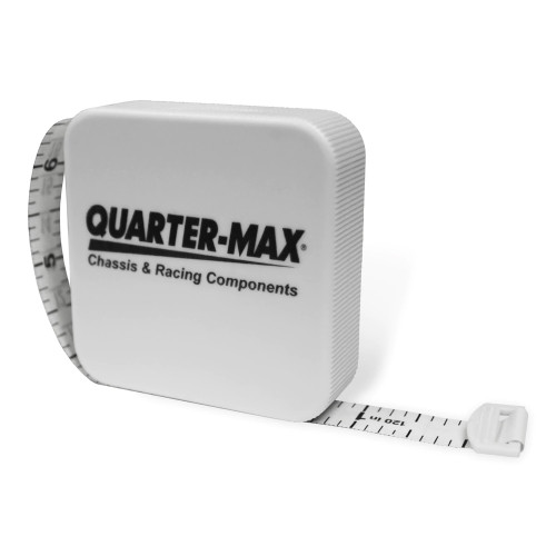Retractable Tire Roll Out Tape Measure by Quarter-Max