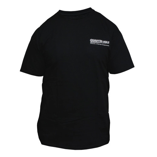 Quarter-Max/RJ Race Cars Chassis T-Shirt - Front