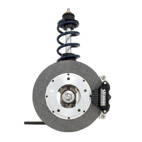 Strange Engineering PSS215 Ultra Strut Package, Double Adjustable, Lightweight Carbon Brake Kit for Spindle Mount Wheels