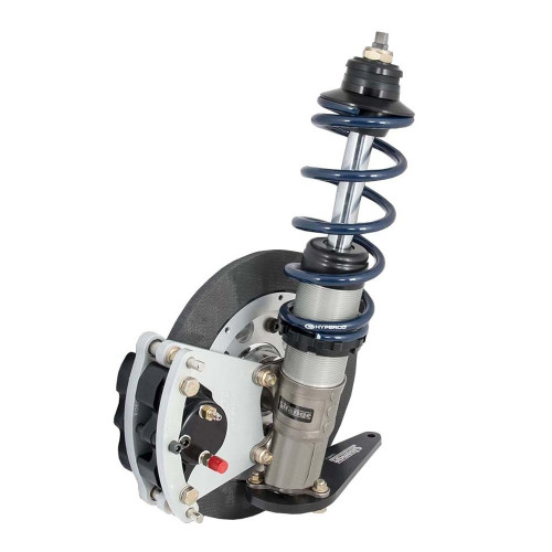 Strange Engineering PSS110 Aluminum Strut Package, Eye Mount ƒ?? Externally Adjustable, Medium Duty Brake Kit for Hub Mount Wheels