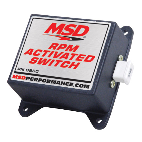 MSD RPM Activated Switch