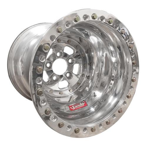 "Sander Engineering 750 Series, 15"" x 15"", 5"" x 4.75"", 5"" BS, Polished"