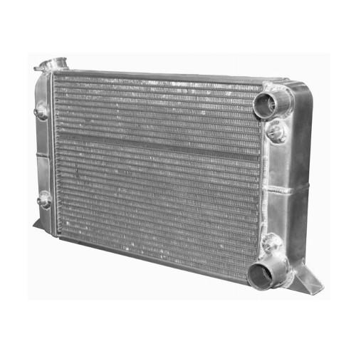 Quarter-Max Scirocco Style Radiator