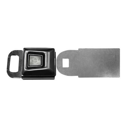 Quarter-Max Seat Belt/Window Net Clip