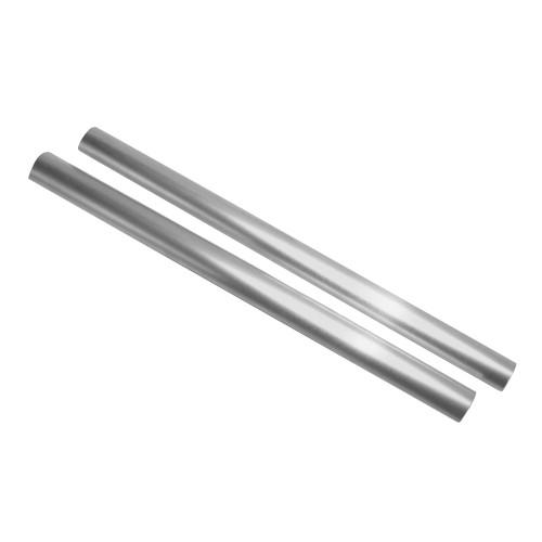 "Aluminum Side Bar Guards, Fits 1-1/4"" & 1-1/2"" Tubes"