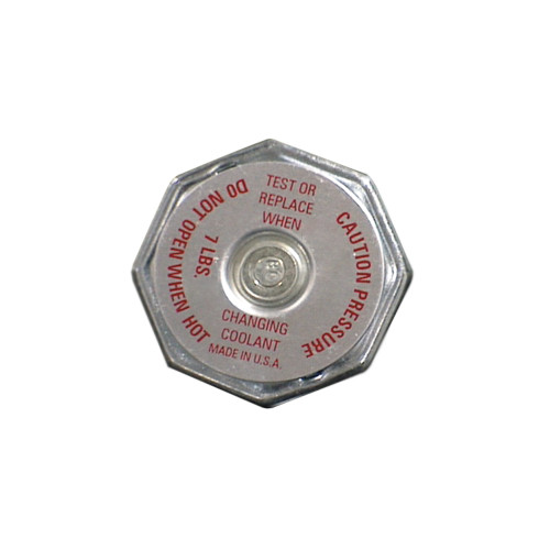 Steel Radiator Cap