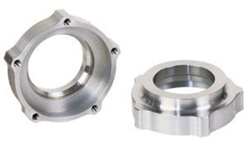 "Strange Engineering Z0206D01 2-Piece Axle Housing Ends - Long, 2.100"" Wide"