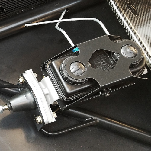 """Dual Master Cylinder Assembly, 1.125"""" Bore"""