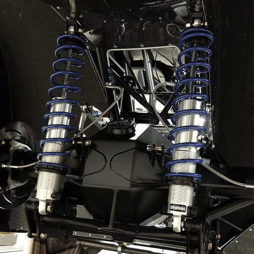 "Strange Engineering S5203 3.36"" Single Adjustable Shock - Installed"