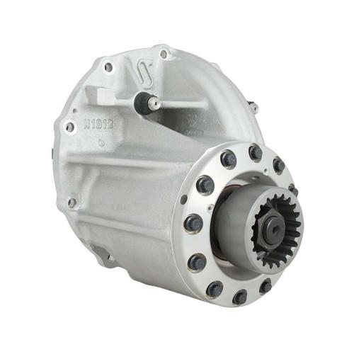 Strange Engineering PRF200 Aluminum Ultra Case Assembly, Lightweight 35 Spline Steel Spool, 28 Spline Pro Gear & Female Coupler