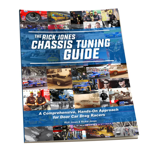 The Rick Jones Chassis Tuning Guide, Second Edition