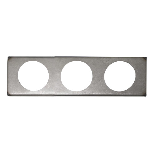Quarter-Max 3 Hole Gauge Panel