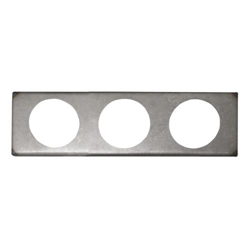 Quarter-Max 3 Hole Gauge Panel