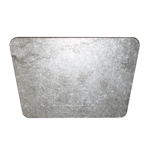 Titanium Brake Pedal Pad