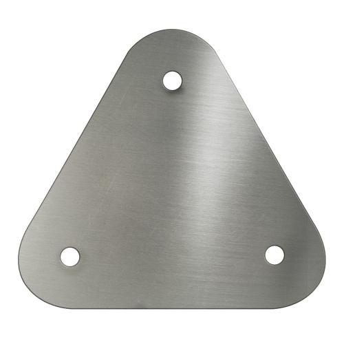 Quarter-Max Triangle Bracket