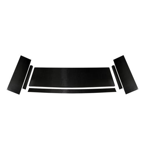 Quarter-Max Universal Carbon Fiber Wing Kit