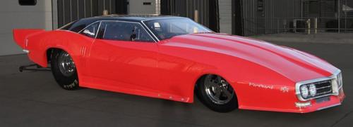 1968 Pontiac Firebird, Fiberglass