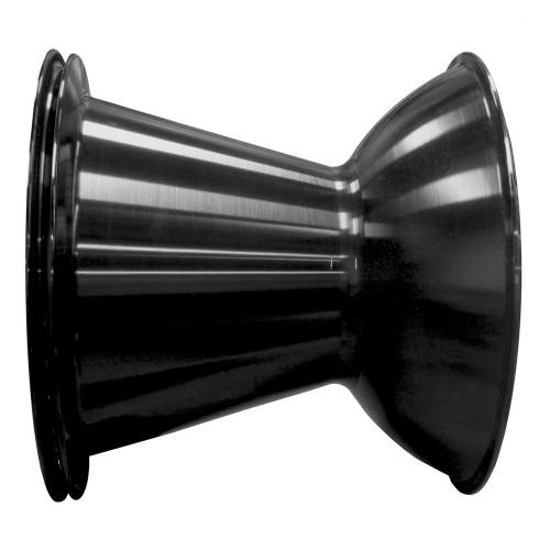 """Weld Racing Delta-1 PS1 Pro Stock, 16"""" x 16"""", 5"""" x 4.75"""", 5"""" BS, Black"""