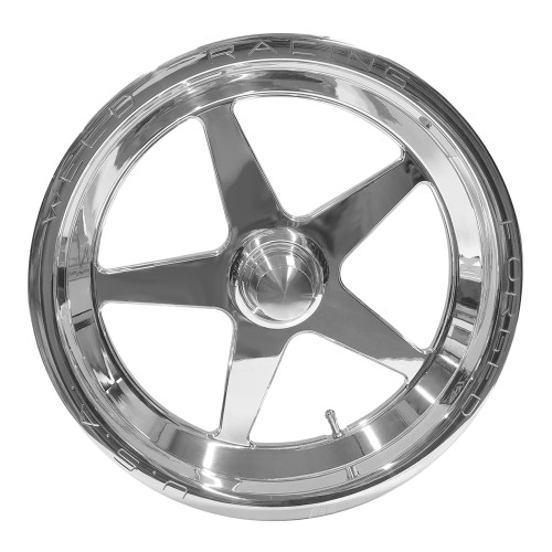 "Weld Racing AlumaStar 2.0, 15"" x 3.5"", Anglia, 1.75"" BS, Polished"