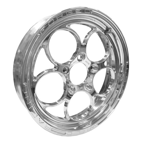 "Weld Racing Magnum 2.0, 15"" x 3.5"", 5"" x 4.75"", 2.25"" BS, Polished"
