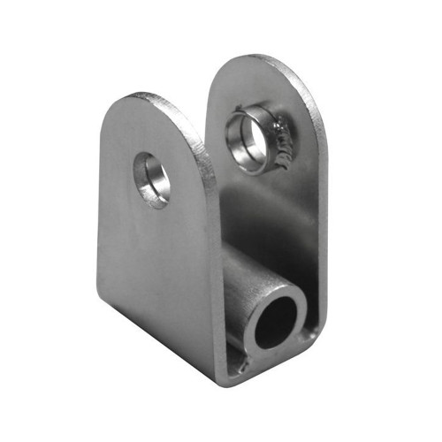 Welded Push Bar Mount Plated Quarter-Max